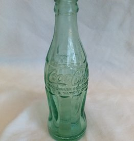 Coca-Cola Hobbleskirt Bottle, 6 oz., 1953