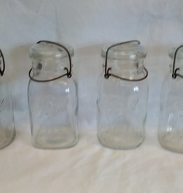 Ball Ideal Canning Jar, Quart, M.1900's