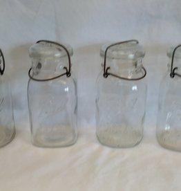 Ball Ideal Canning Jar, Quart, M.1900's