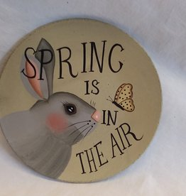 Spring Is In The Air Decorative Plate, 8""