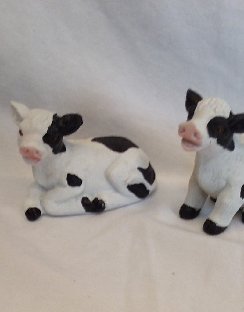Baby Poly Cow 4.5""
