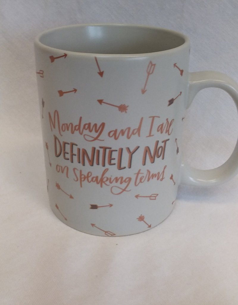 Monday & I Coffee Mug