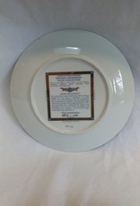"""After The Pageant"" Collectible Plate, 8.5"", 1996"