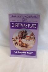 """A Surprise Visit"" Collectible Plate, 8.5"", 1992"