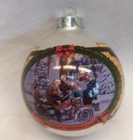 Harley Christmas Carol Ornament, 2000