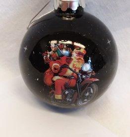 Harley Davidson Christmas Ornament, 2005