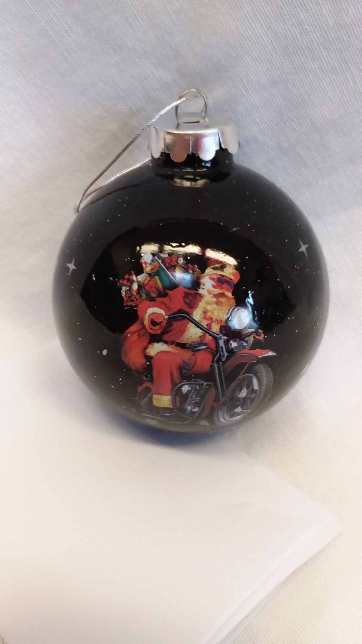 Harley Davidson 2020 Christmas Ornaments Harley Davidson Christmas Ornament, 2005   The Second Knob Gifts
