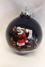 Harley Davidson Christmas Ornament, 2006