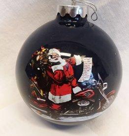 Harley Davidson Christmas Ornament, 2006