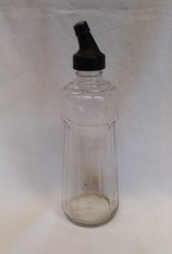 "Ink Bottle w/Both Caps, 9.5"", c.1900"