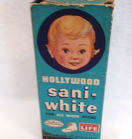 Sani-White Shoe Polish