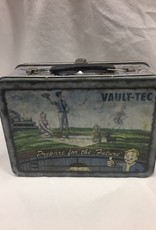 2008 Vault-tec Lunchbox with Bobblehead Vault-boy #101