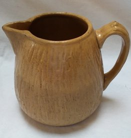 Yellow Ware Milk Pitcher, L.1800's, 6""