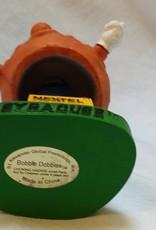 "Syracuse Univ. Bobblehead ""Syracuse"", c.2000 Nextel Promotion 6"""