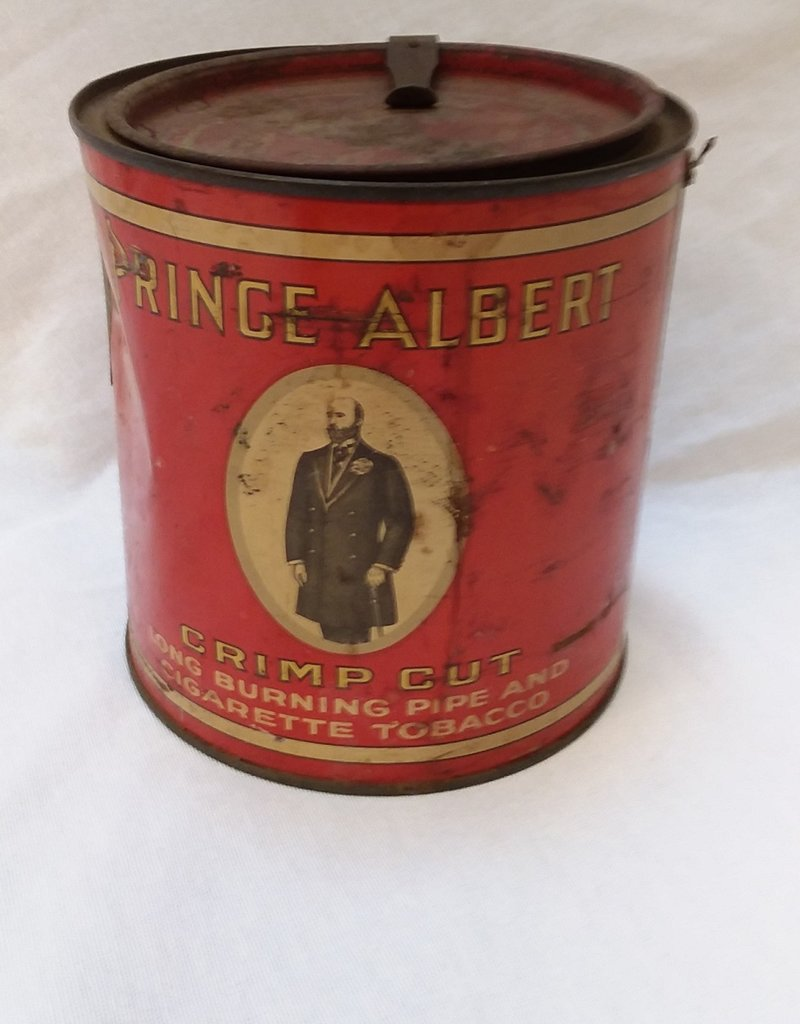 Prince Albert Tobacco Tin, C.1940