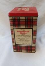 Kentucky Club Mixture Tobacco Tin, 14 oz,