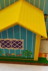 Vintage Fisher Price Home, #952, 1969
