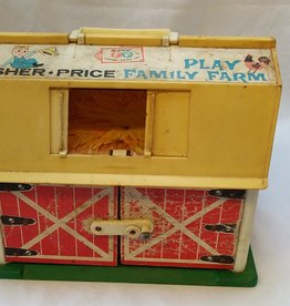 Fisher Price Play Farm, #915, 1967