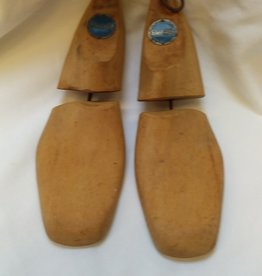 Pair Vintage Shoe Stretchers/Forms, 1950's