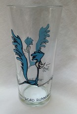"""Road Runner"" Character Drinking Glass, 6.25"", 1973"