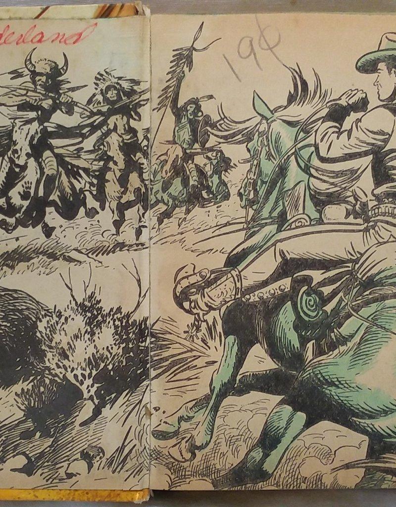 Gene Autry & Arapaho War Drums Book, 1st Edition, 1957