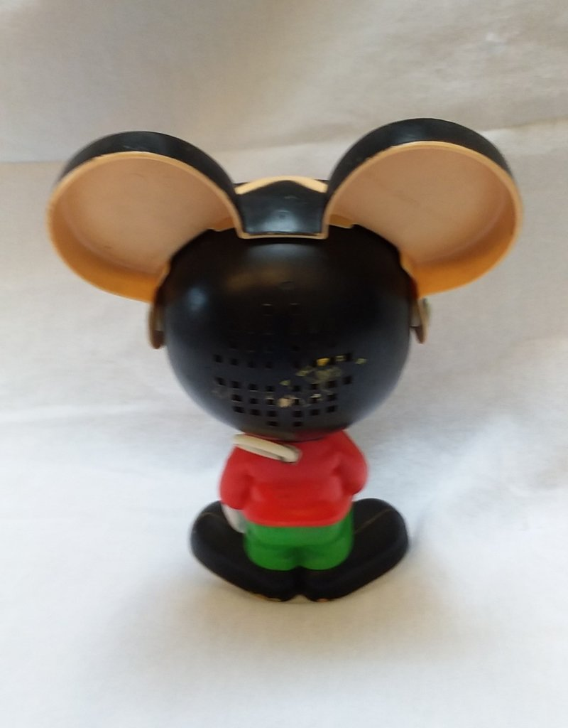 Vintage Talking Mickey Mouse (Pull String), 1976