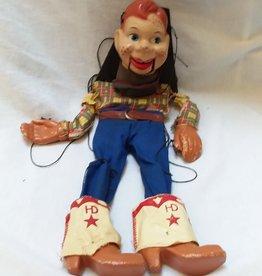 "Howdy Doody Marionette, 15"", 1950's"