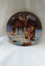 """Twilight's Last Gleaming"" Collectible Plate, 8.25"", 1993"