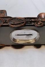 "General Locomotive Coin Bank, 7"", 1970's"