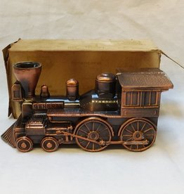 "General Locomotive Coin Bank, 7"", 1970's"