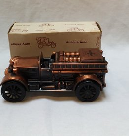 "1924 Ahrens-Fox Pumper Coin Bank, 6.25"", 1974"