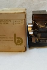 """1915 Chevrolet Roadster Coin Bank, 5.5"""", 1970's"""