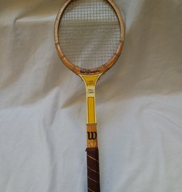 """Chris Evert """"Miss Chris"""" Wilson Tennis Racket, 1970's"""