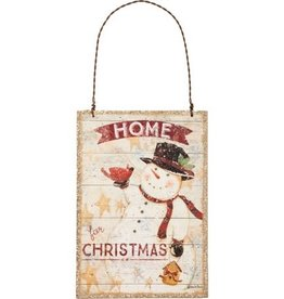 Home For Christmas Ornament
