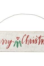 Hanging Decor - Merry Christmas