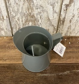 Squatty Pitcher (Gray)