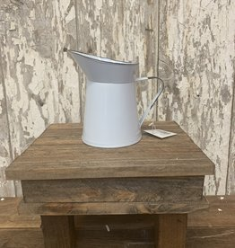 Enamelware Small Pitcher