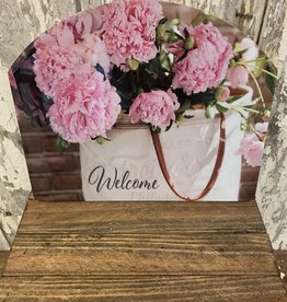 Welcome Bag of Flowers / Small Fancy Slate