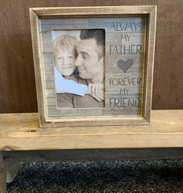 Always My Father - Frame