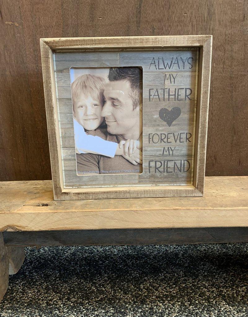 Always My Father - Frame