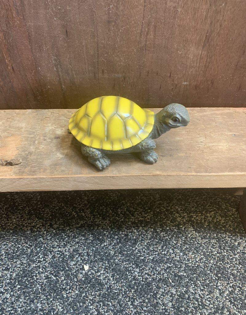 """Yellow Poly Turtle 5.5"""""""