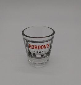 Gordon's Bar, Soho NYC Souvenir Shot Glass