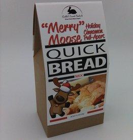 Rabbit Creek Merry Moose Holiday Cinnamon Pull-Apart Quick Bread Mix 15.5oz