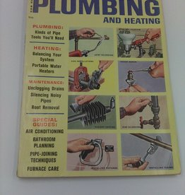 Science and Mechanics Home Owner's Guide to Plumbing and Heating 1963 Edition