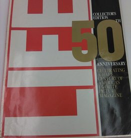 Life Magazine 50th Anniversary Collector's Edition 1986