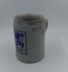 Lowenbrau Munich Stoneware Beer Mug 0.5L