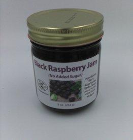 Black Rasberry Jam(No Sugar Added) 9oz