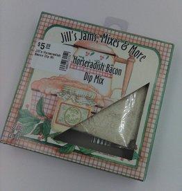 Jill's Horseradish Bacon Dip Mix