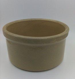 Vintage Stoneware Butter Crock, 1/2 gal