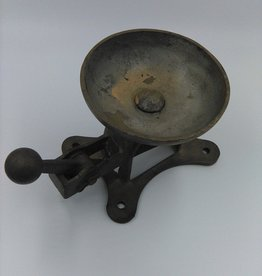 """Vintage Boxing Bell, E 1900's 7.5x4.5"""""""